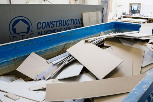 Gyproc Recycling Service DDC Constructions